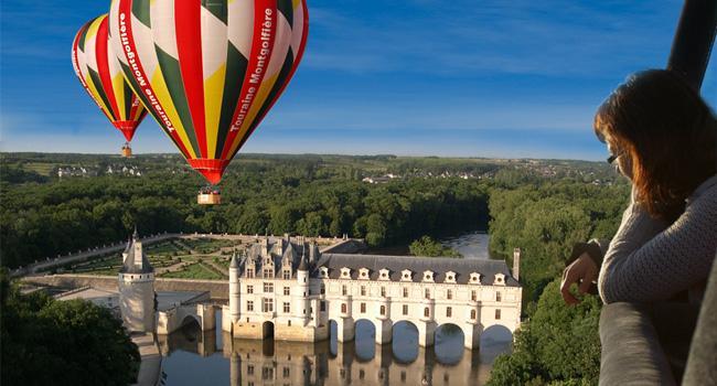 Vols en montgolfière et hélicoptère